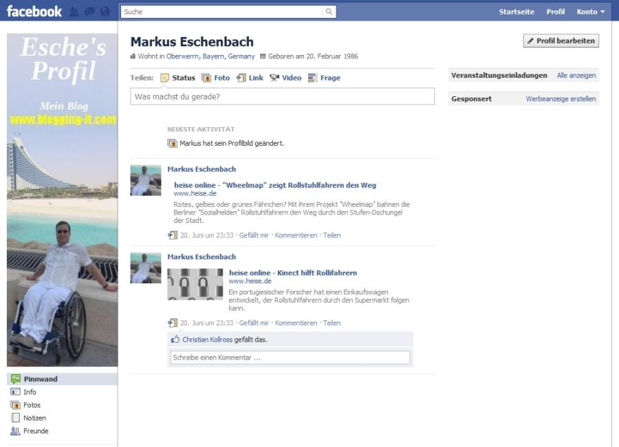 Das perfekte Facebook Profilbild erstellen – Wie zeige ich ein großes Bild im Profil an?